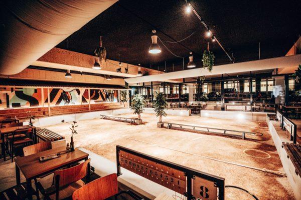 JEU de boule bar Utrecht
