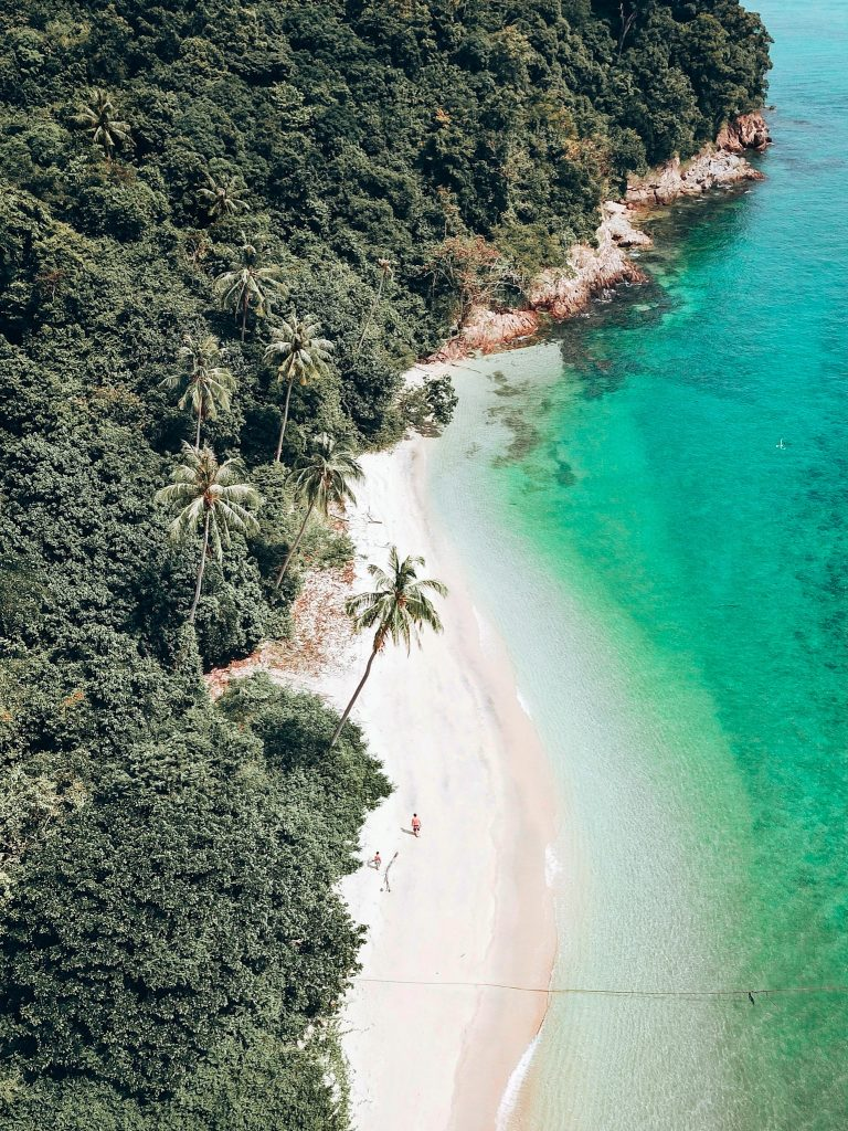 Koh Adang Island
