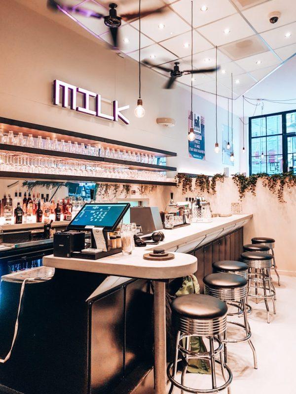 Bar MILK Café
