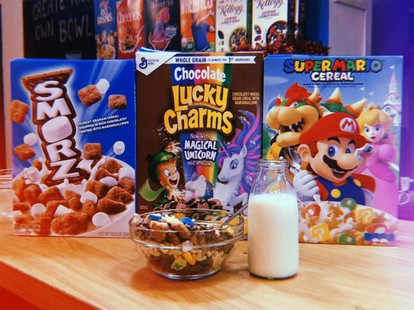 Cereal & Chill