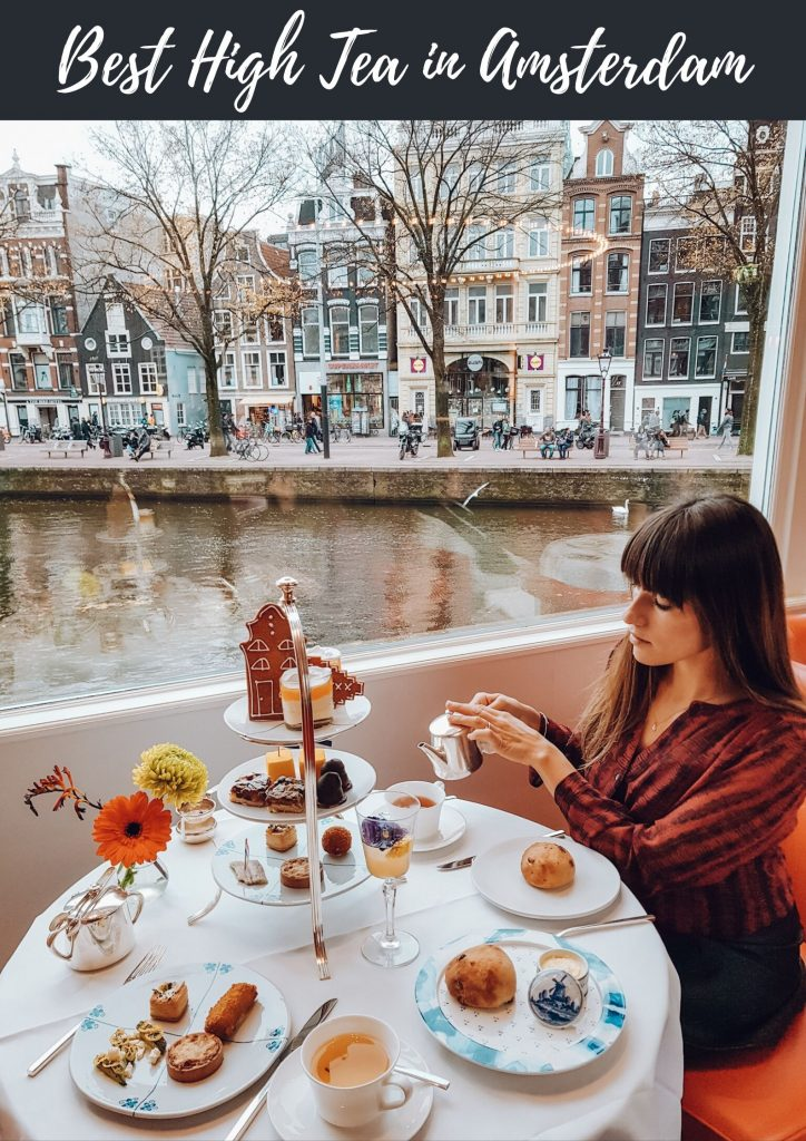 High Tea Amsterdam