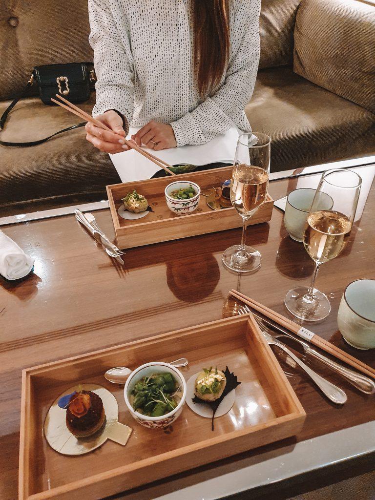 High Tea Okura
