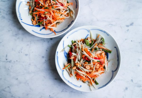 Recipe » Thai Papaya Salad