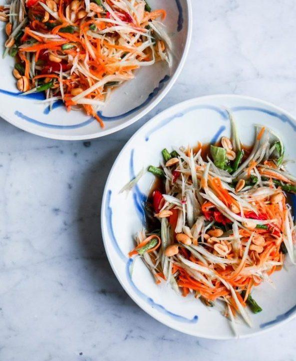 Recipe » Thai Papaya Salad