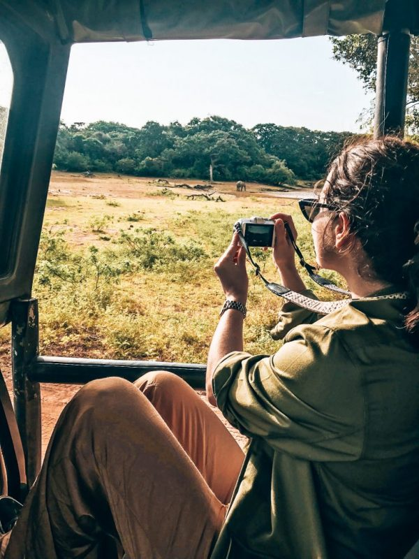 Wander-Lust Safari in Sri Lanka
