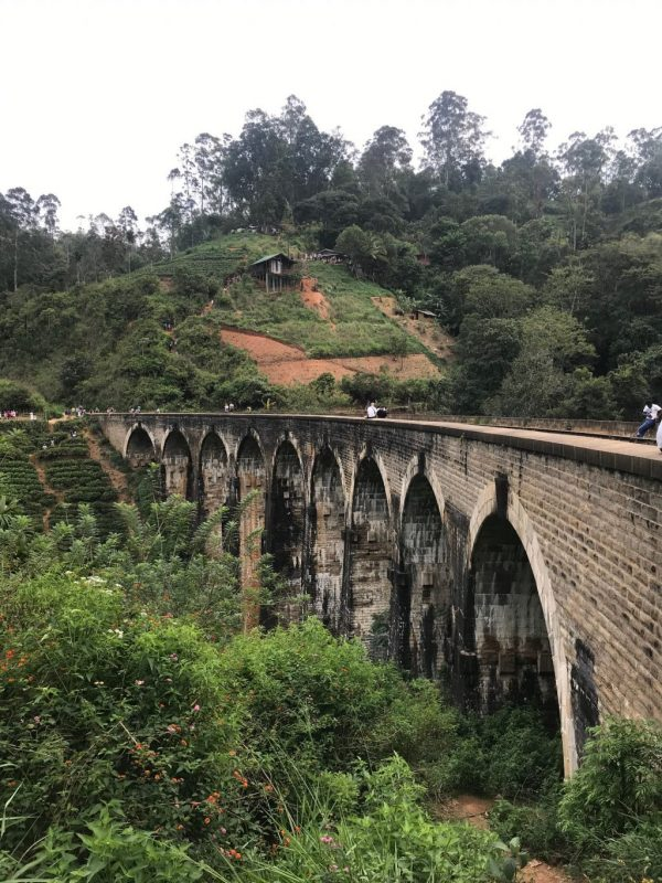 Nine Arch Bridge Sri Lanka