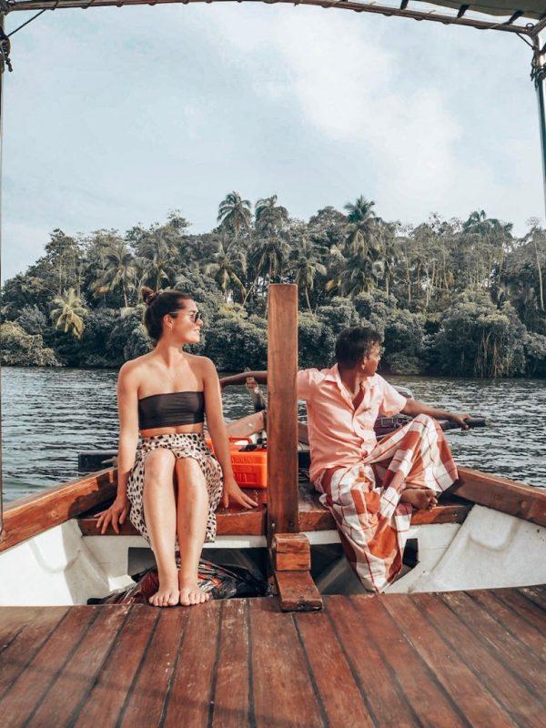 Tri Lanka lake