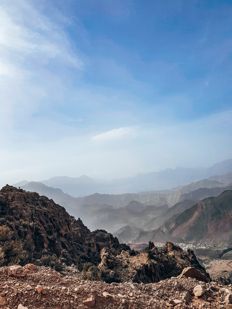 Oman Mountains