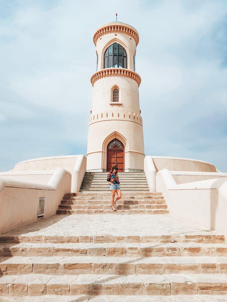 Lighthouse Sur, Oman