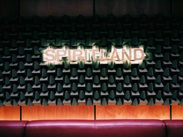 spiritland sign