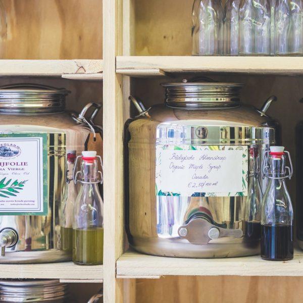 Little Plant Pantry oil