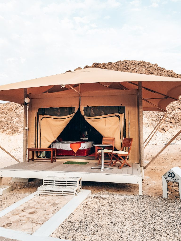 Luxury Tent Oman