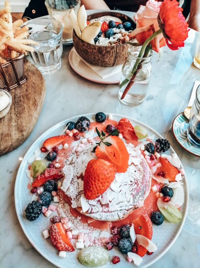Best brunch spots Utrecht