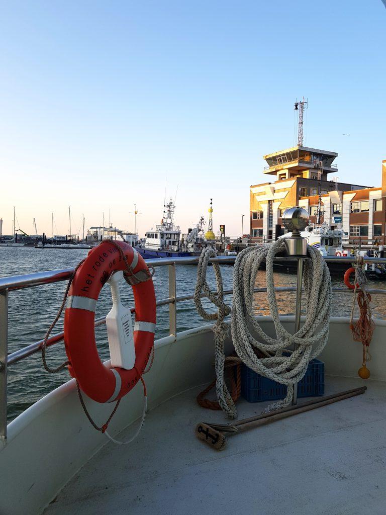 Boat Oostende