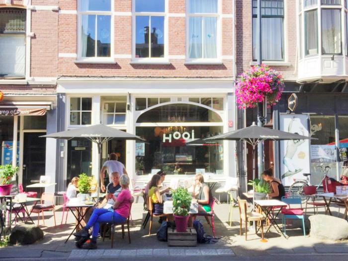 Brunch spot Hooi Utrecht