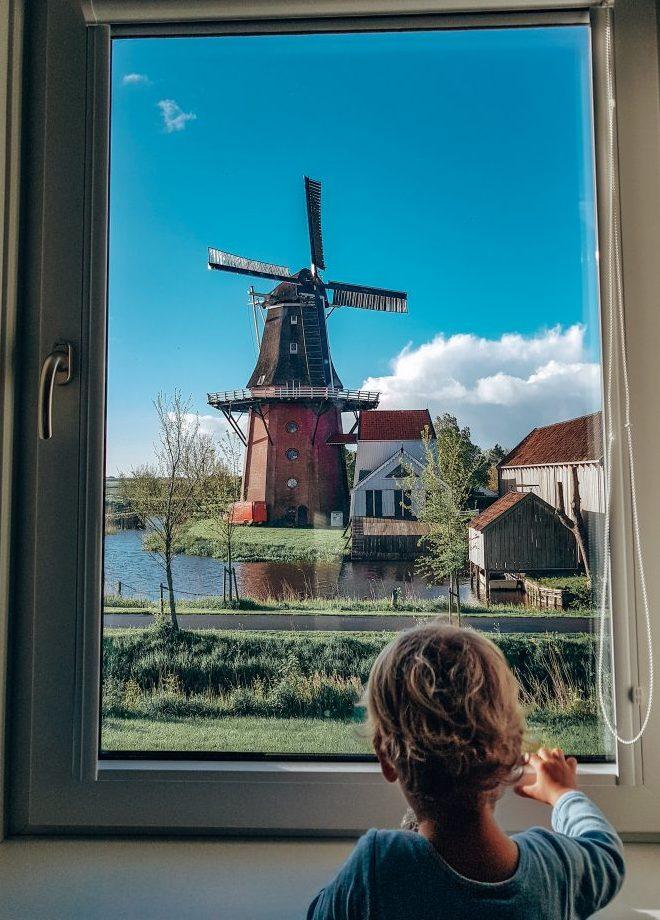 Waterdorp Burdaard, Friesland