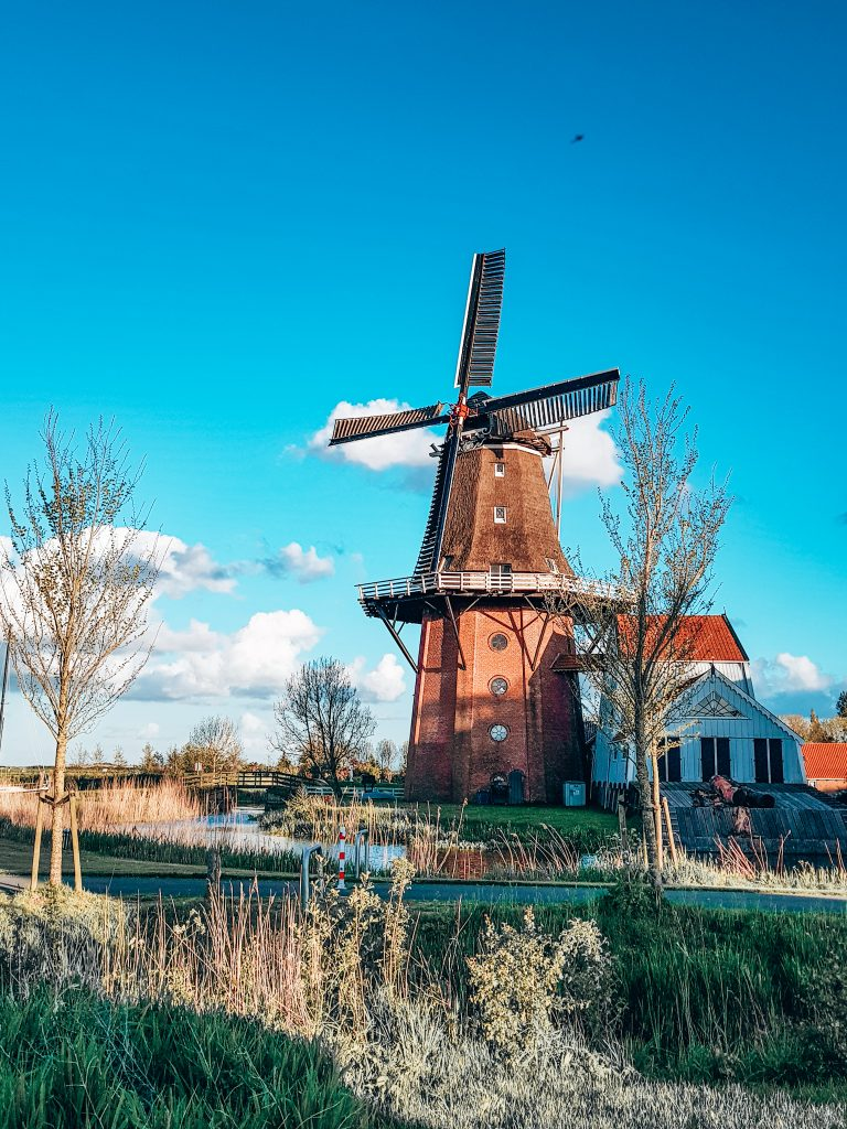 Windmill Waterdorp Burdaard