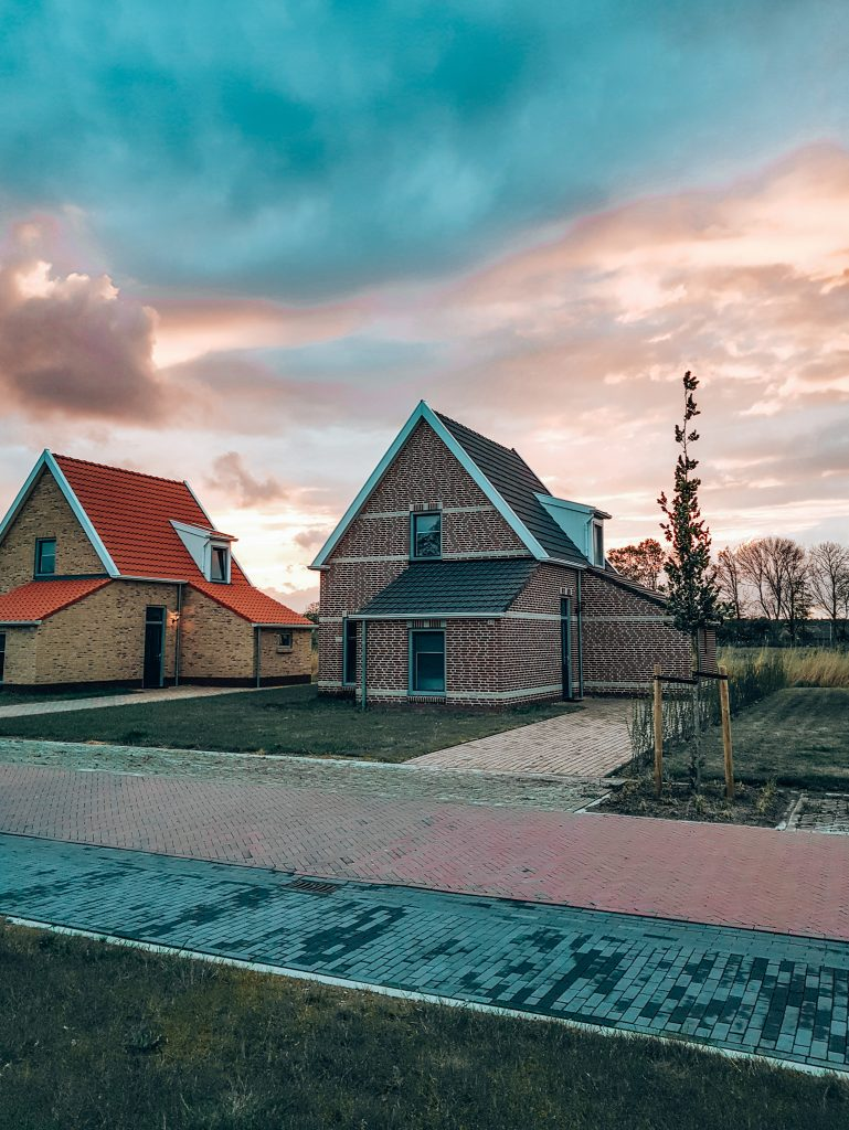 Waterdorp Burdaard villas
