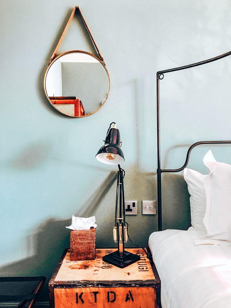 Artist Residence Brighton lamp