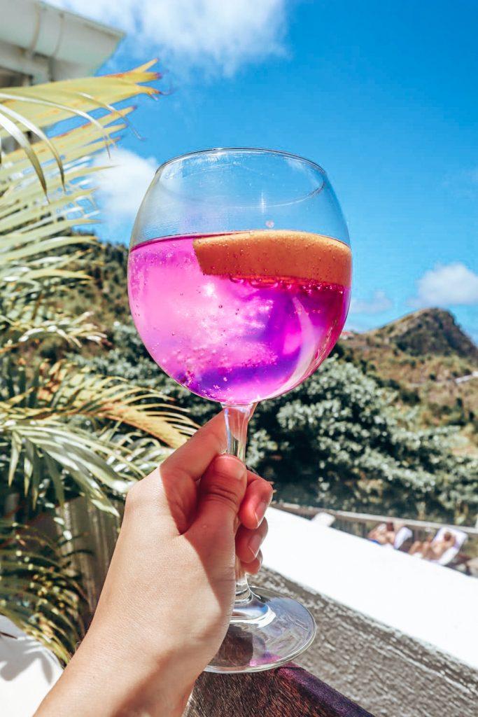 Guava Coacktail Sint Maarten