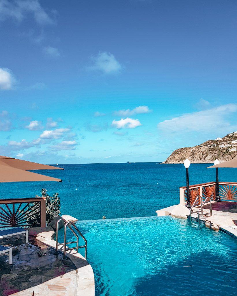 Infinity Pool Sint Maarten
