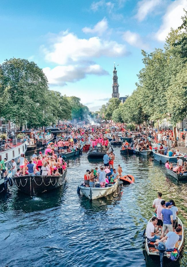 Things you need to know about Amsterdam