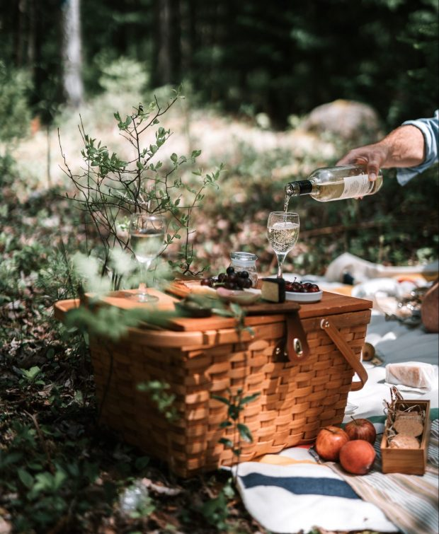 Where to order a picnic basket in Amsterdam
