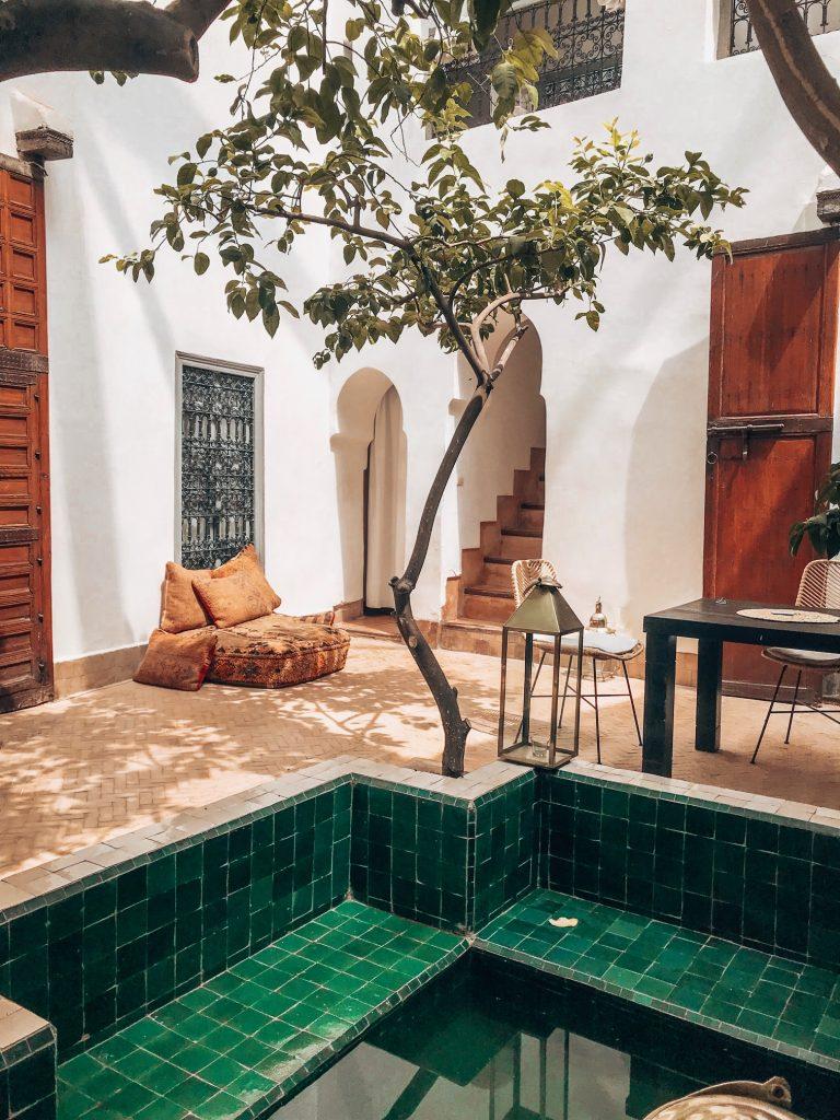 Riad Marrakech guide 2019