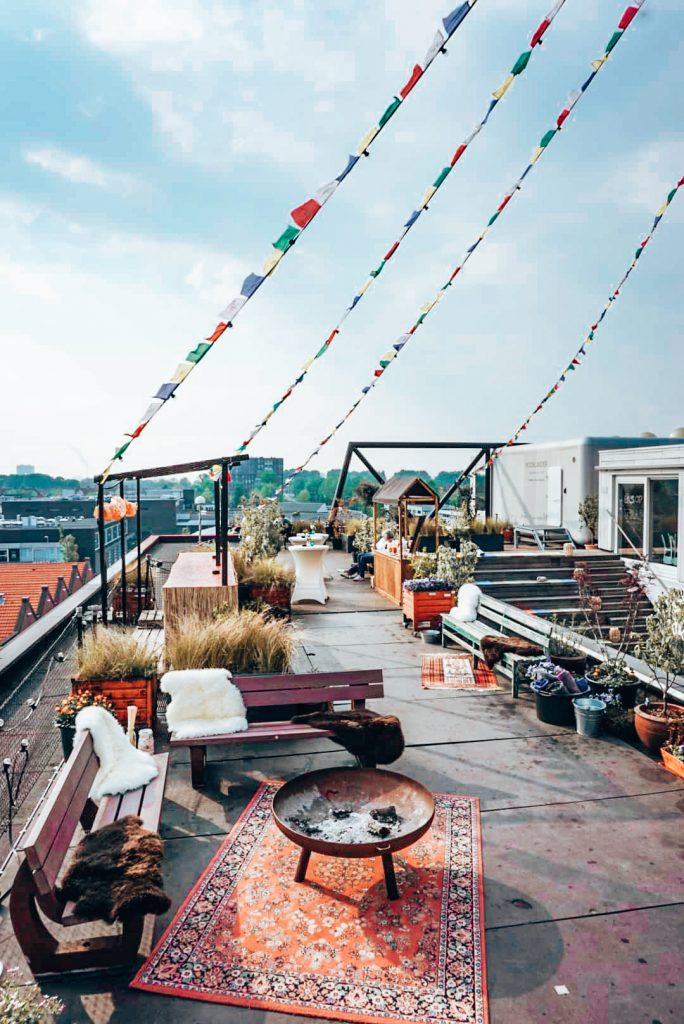 11 x rooftops in Amsterdam - Wander-Lust