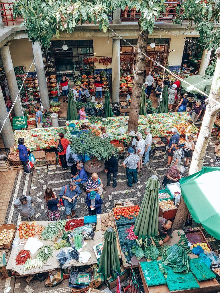 Market Madeira