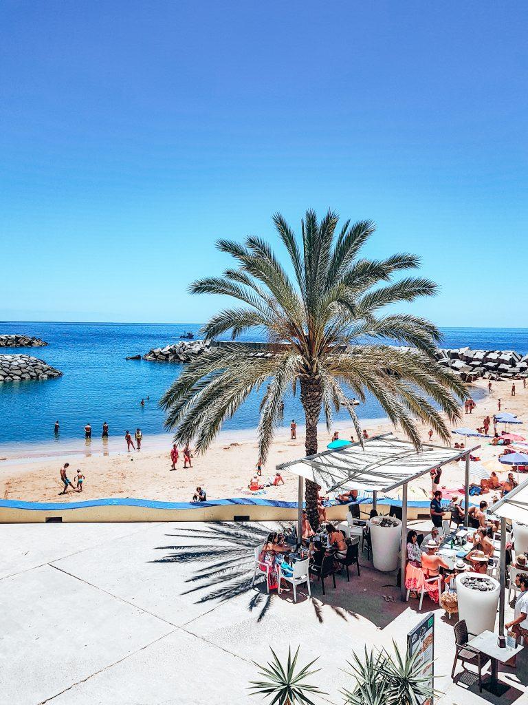 beach Madeira