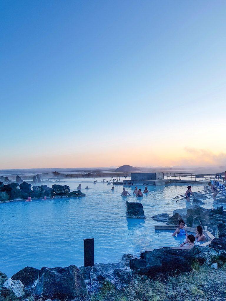 Myvatn Nature Baths, North Iceland