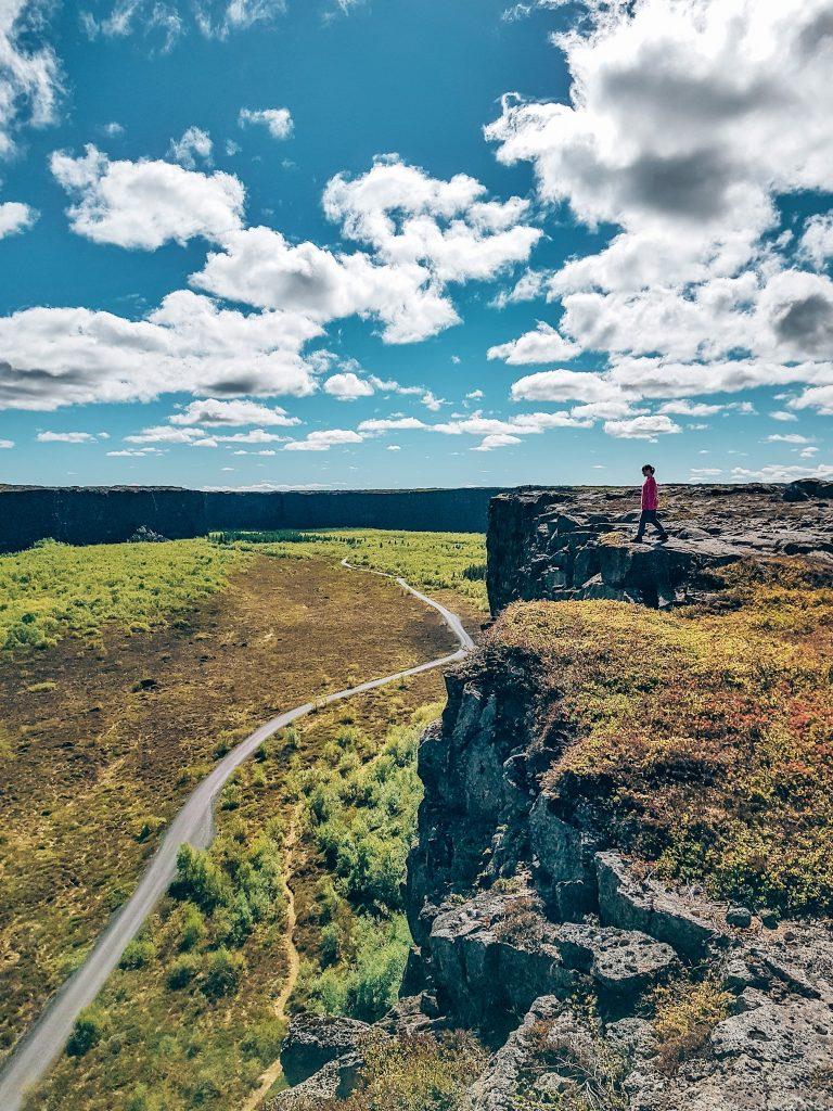 Ásbyrgi, North Iceland