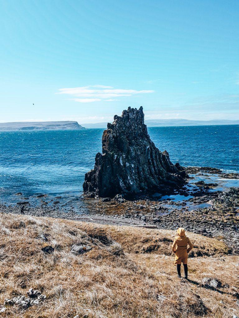 Ánastaðastapi North Iceland