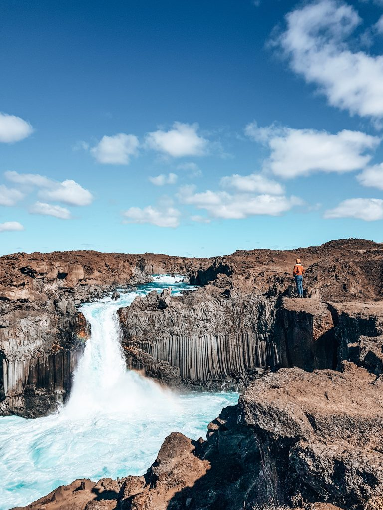 Aldeyjarfoss, North Iceland