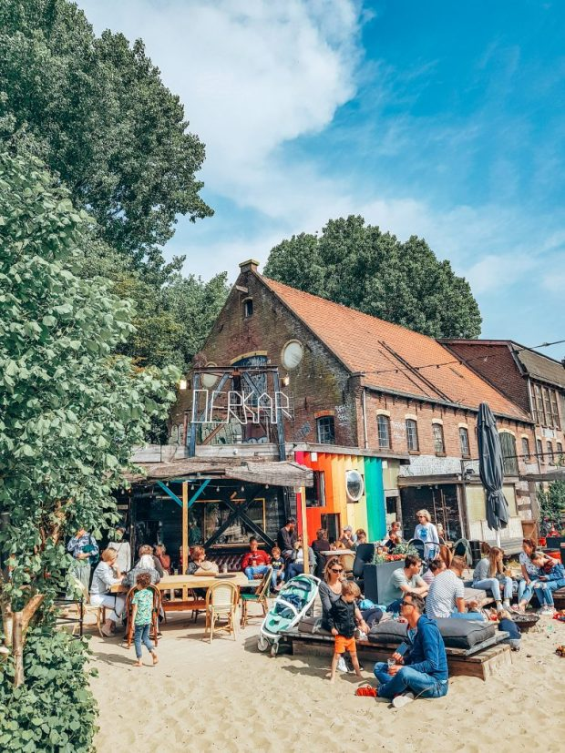 11 x City Beaches in and near Amsterdam