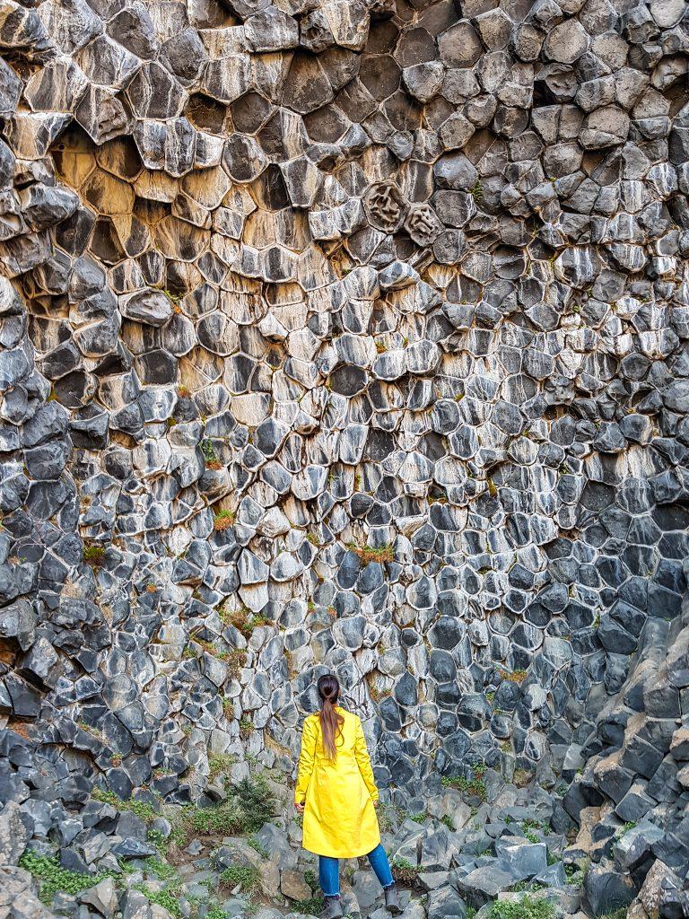 Hljóðaklettar, North Iceland