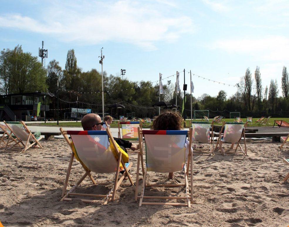 Jaap Eden City Beach