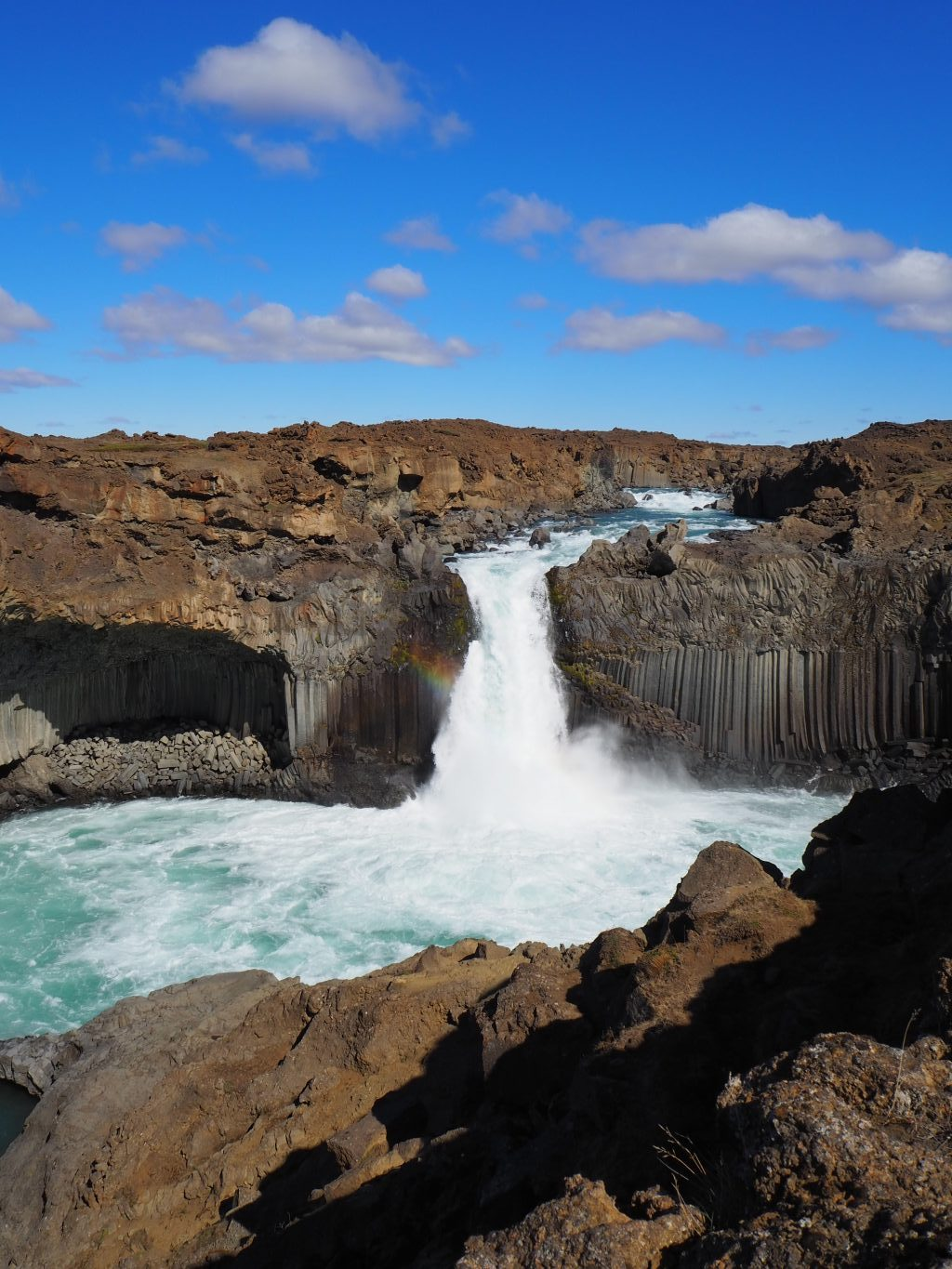 Aldeyjarfoss North Iceland