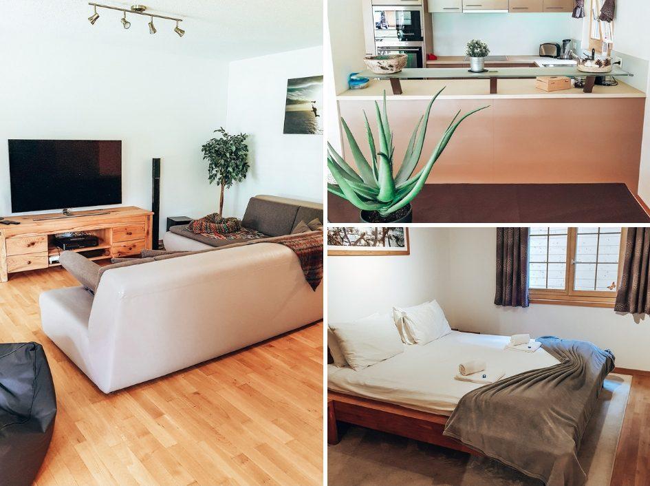 Lauterbrunnen Airbnb