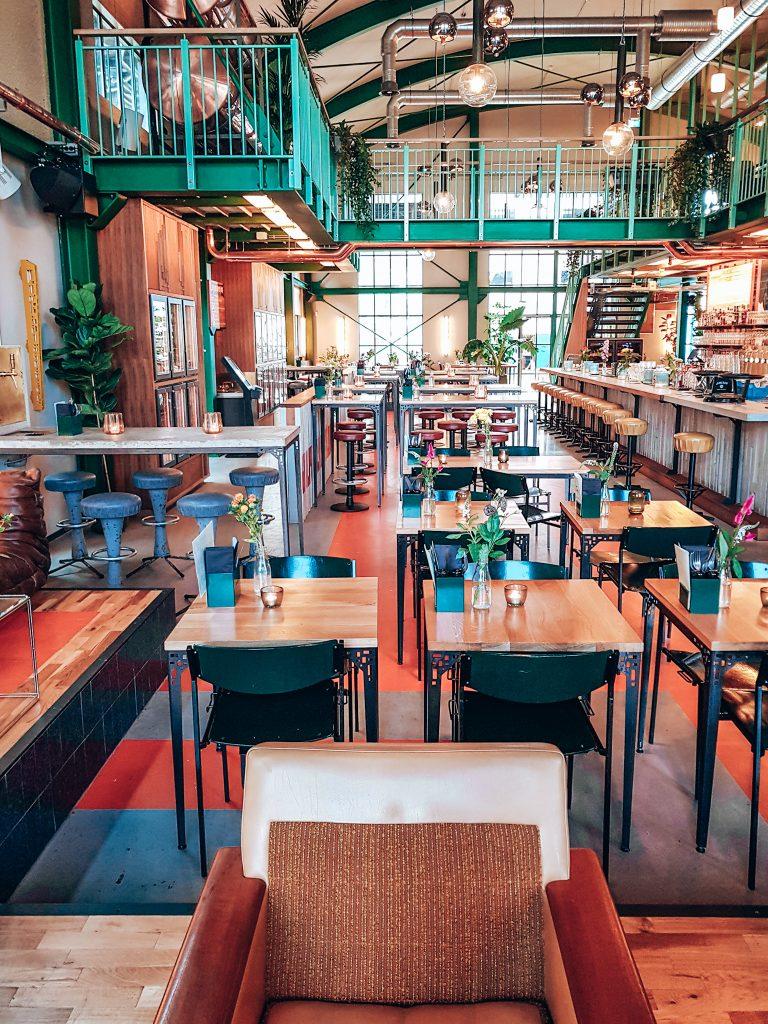 IJver Amsterdam interior