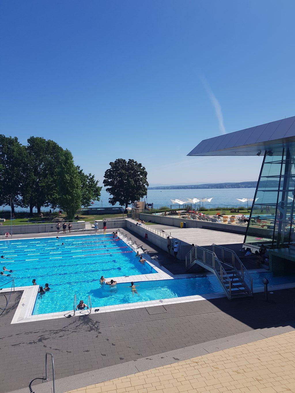 Swimmingpool Konstanz