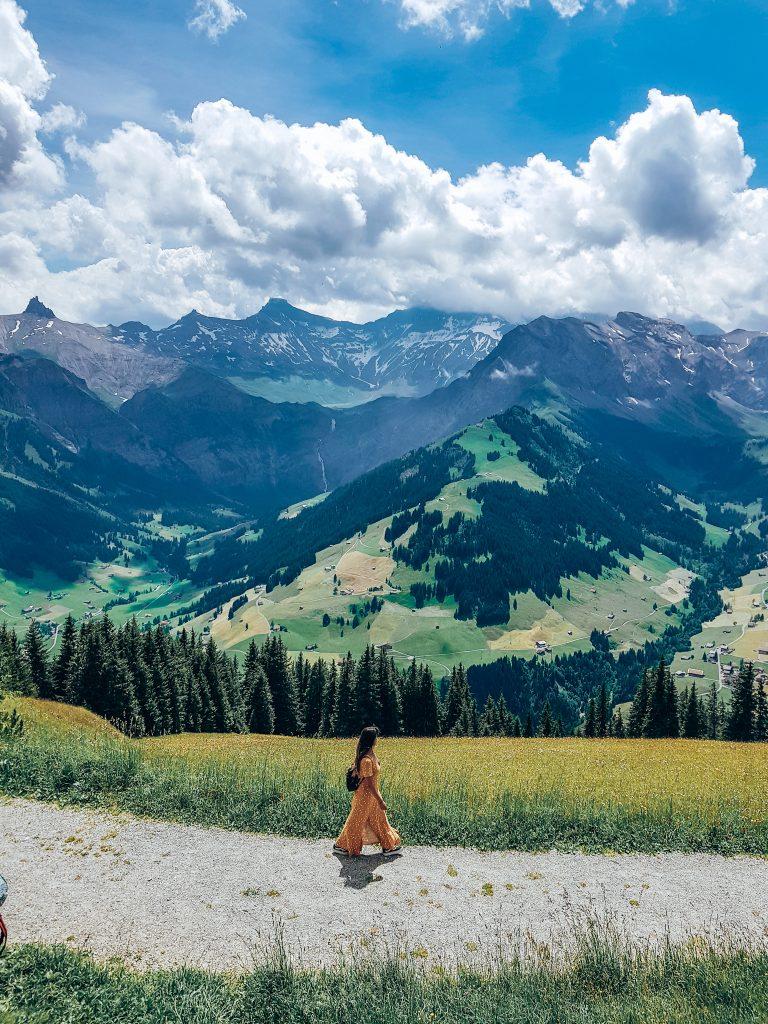 Schnentenalp Switzerland Guide