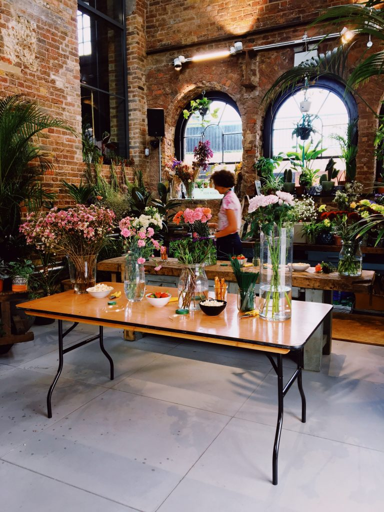 Florist Coal Drops Yard