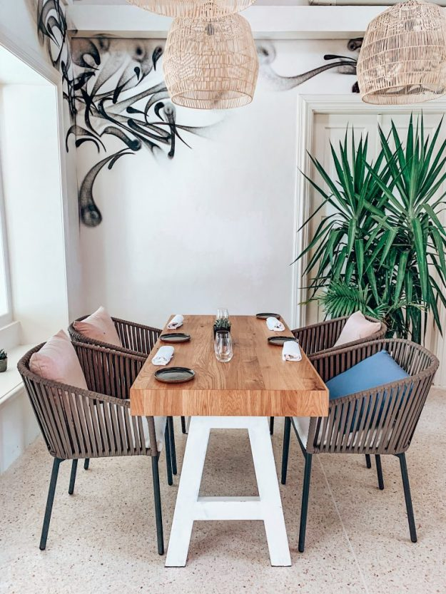 Restaurant Nul Twintig Curacao