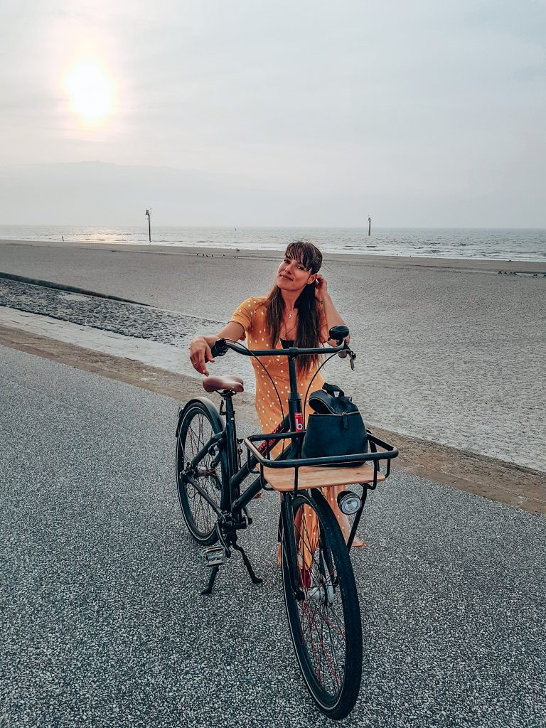 cycling Norderney