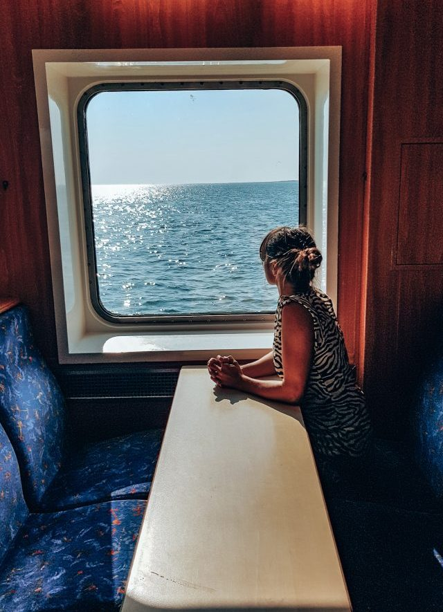 Ferry to Norderney