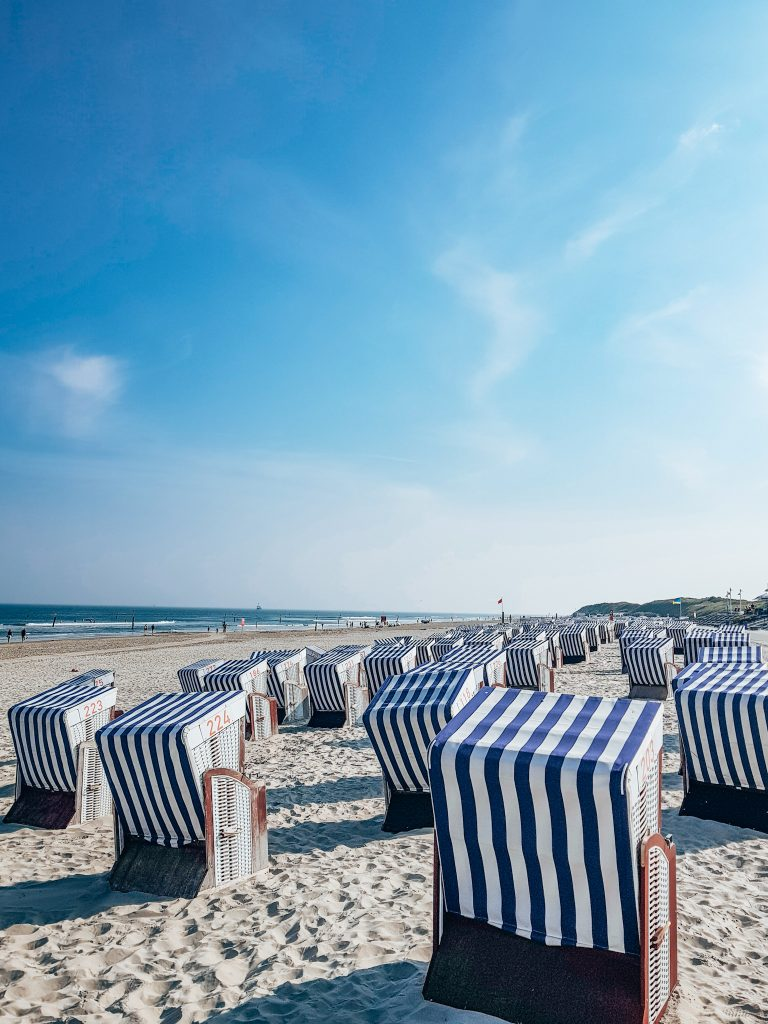 Norderney Beach chairs