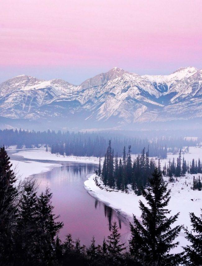 Jasper Edmonton Canada