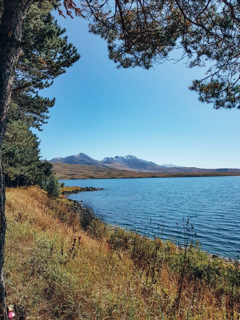 Tabatskuri Lake Georgia